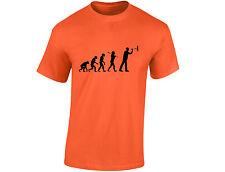 Darts Evo Evolution Mens Funny T-Shirt (12 Colours)