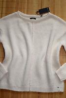 MARC O`POLO wunderschöner Damen Pullover Gr. XL 42 44 neu Creme Wolle Mix