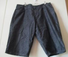 Denim Machine Washable Bermuda, Walking Shorts for Women