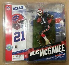 McFarlane Sportspicks Nfl 11 Willis McGahee action figure-Buffalo Bills-Nib