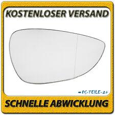 Spiegelglas für FORD FIESTA VI 2008-2015 rechts Beifahrerseite asphärisch