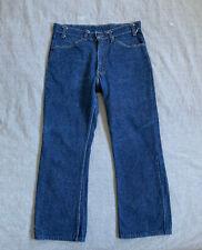 Vintage Levis 646 Orange Tab Denim Jeans Talon 42 Zipper