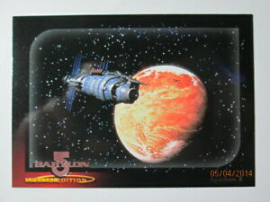 1997 BABYLON 5 SPECIAL EDITION - WORLDS OF BABYLON 5 CARDS - PICK ONE
