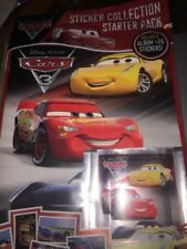 Cars Disney Sticker Albums, Packs & Spares