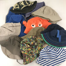 Assorted Boys Youth bucket and sun hats caps - you pick - Free Shipping