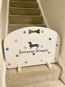 Dog Stopper - Stair, Door Gate - Personalised