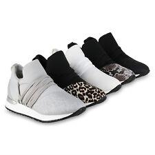 Damen Sportschuhe Laufschuhe Glitzer Turnschuhe Fitness Sneaker 826029 Schuhe