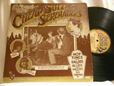 R. CRUMB & His Cheap Suit Serenaders Allan Dodge 1974 Blue Goose vinyl LP