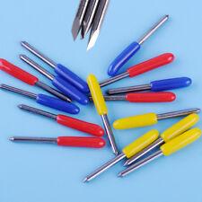 15pcs 30° 45° 60°  Carbide Blade Knife for Mimaki Cutting Plotter Vinyl Cutter