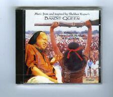CD (NEW) OST BANDIT QUEEN NUSRAT FATEH ALI KHAN & ROGER WHITE