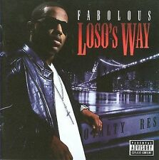 Loso's Way [PA] by Fabolous (CD, Aug-2009, Def Jam (USA)) FREE SHIPPING