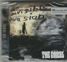 The Coral The Invisible Invasion cd - Something Inside Of Me - In The Morning