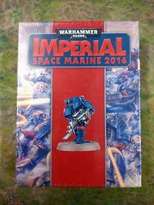 Warhammer 40,000 Space Marine 2016 (30th Anniversary Edition) BNIB  & SEALED