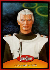 CAPTAIN SCARLET - Card #18 - Colonel White - Cards Inc. 2001