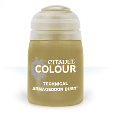 CITADEL TECHNICAL: ARMAGEDDON DUST