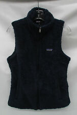 Patagonia Womens Los Gatos Fleece Vest 25216 Navy Blue Size Small