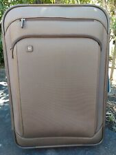 "Victorinox Tallux Bronze 22"" Wheeled Suitcase New WB Logo Carry-On"