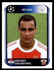 Panini Champions League 2010-2011 Gregory van der Wiel AFC Ajax No. 449