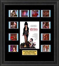 Elvira Mistress Of The Dark (1988) 35mm Film Cells Movie Cell Presentation