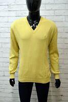 Maglione Uomo MARLBORO CLASSIC Taglia XL Felpa Pullover Cotone Sweater Man