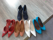 Schuhpaket 5 Paar Pumps/High Heels/Gr.37