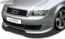 Audi A4 B6 - Front bumper spoiler