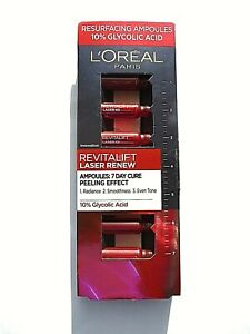 L'Oreal Revitalift Filler Replumping Hyaluronic Acid Ampoules 7 Day Care1.3ml