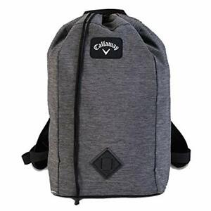 Callaway Golf Clubhouse Collection Drawstring Backpack 2017 New with Tags