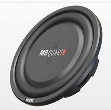 MB Quart DS1-204 400 Watt 8 Inch Shallow Slim Sub DVC 4 Ohm Car Subwoofer