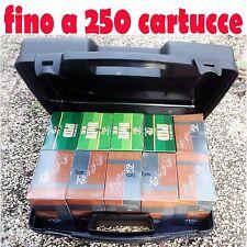 portacartucce valigetta borsa porta cartucce valigia in plastica caccia tiro