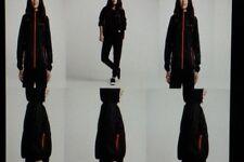 New Nike Black Converse Reflective  Women's Windbreaker Packable Size XS