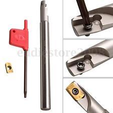 Lathe Tool Holder BAP300R C10-10×120-1T Indexable End Mill Holder + APMT1135PDER