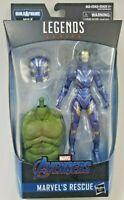 "Marvel Legends Series, Avengers, Marvel's Rescue, 6"" Figure, BAF Hulk"