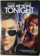 Take Me Home Tonight (DVD, 2011) Topher Grace, Anna Faris