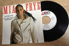 45 tours Mia Frye I'm the one -pop rap / All the girls and boys -Françoise Hardy
