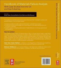 Handbook of Materials Failure Analysis with Case Studies from the Oil and Gas...