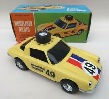 Porsche 911 Rallye Radio 20 Cm Etat Neuf + Boite 1968 Hong Kong