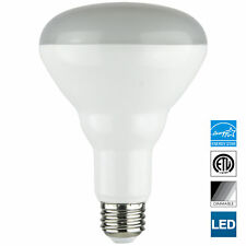 Sunlite BR30 LED Bulb, Dimmable, 10W, Medium Base, 4000K Cool White