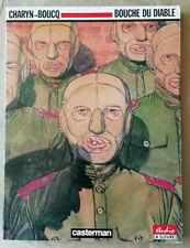 Bouche du Diable CHARYN & BOUCQ éd Casterman n° 4013 Janv 1990 EO