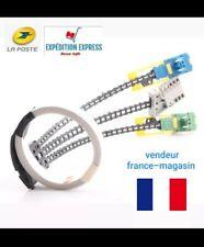 câble 7 pins + connecteurs, comodo contacteur tournant airbag Peugeot,Citroên .