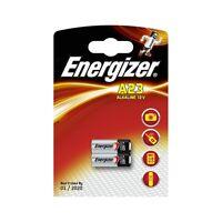 10 X Energizer A23 12V Alkaline Batterie MN21 23A E23A LRV08 V23GA - Neu auf
