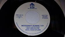 JODI LABELLE & PISTOL RIDGE OUTLAWS Mississippi Woman / Read My Lips 45 Sky Bow