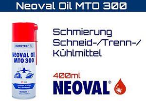 Neoval Oil MTO 300 400ml  - Mineralöl - Schmierung, Schneid-/Trenn-/Kühlmittel