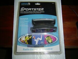 """""""NEW"""" Sirius SP-H2 Sportster Home Docking Station With Home Antenna"""