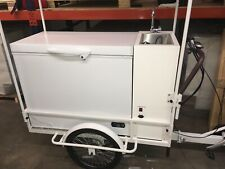 Refrigerated E Bike Cold To Frozen Ice Cream Drinksreg 5000 Shipping