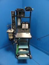 Ohmeda Excel 110 Anesthesia System Isotec & Fluotec Vaporizer &5200 Monitor 9251