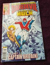 Marvel collectors edition The Mighty World of Marvel Daredevil & Hulk #28