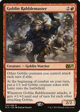 FOIL Magic 2015 Rare Goblin Rabblemaster Magic//mtg