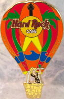 Hard Rock Cafe SAN DIEGO 2003 Hot Air BALLOON PIN Sexy Girl in Gondola HR #19593