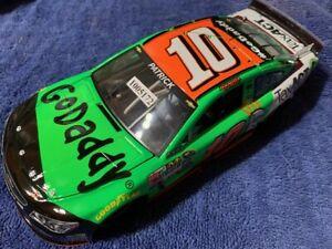 NASCAR Diecast 1/24 10 DANICA PATRICK GoDaddy/Tax 2014 Chevy SS Prototype promo